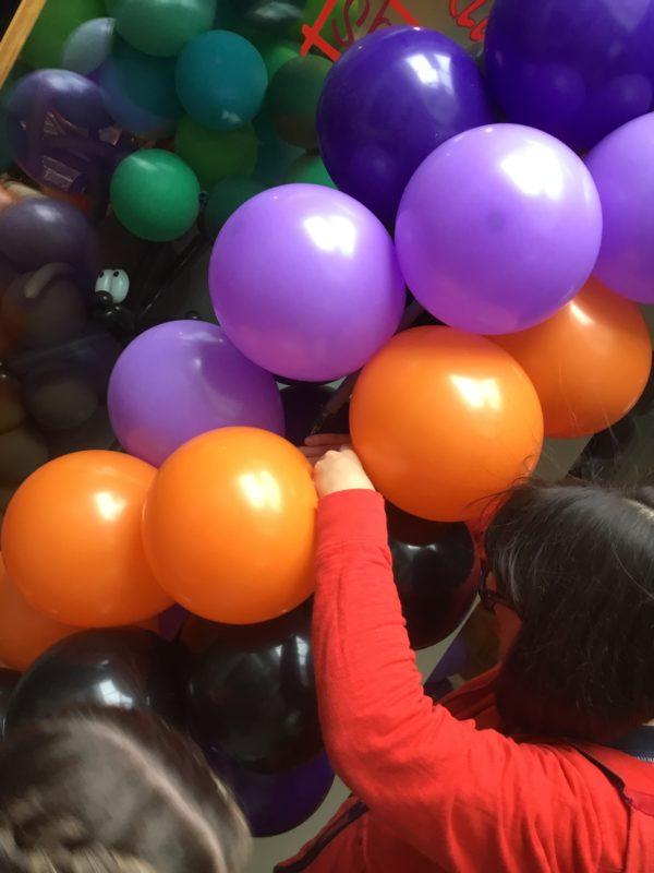 workshop ballondecoratie 2021