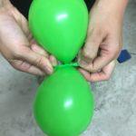 ballonknopen workshop ballondecoratie 2021