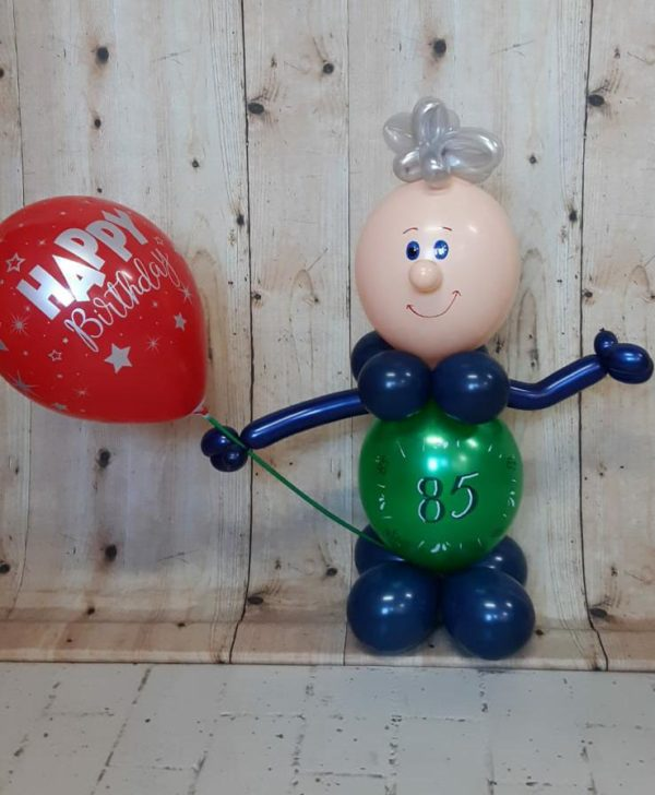 ballonpoppetje