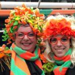 carnaval foampruik